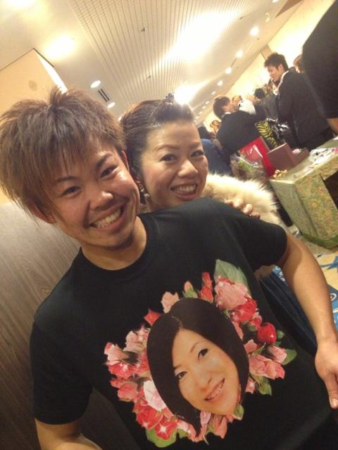 栄紀ちゃんTシャツ♪
